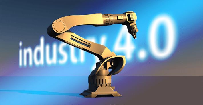 Was hat Industrie 4.0 mit der Veränderung der Vorstellung zu tun?