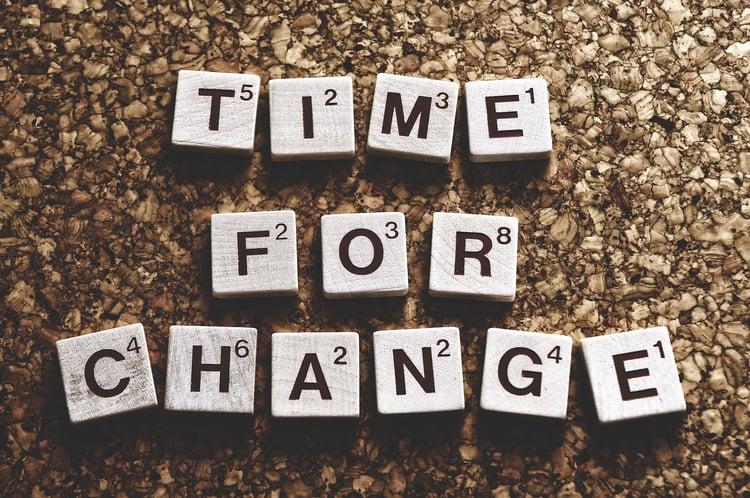 Veränderung der Vorstellung